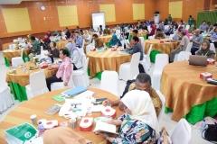 1st International Conference dalam perayaan Dies Natalis UNAS ke 70 Tahun dengan Tema  Religion, Law, Nature and Culture in Achieving Sustainable Development (4)