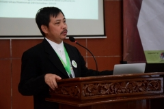 Pusat Pengajian Islam unas (Dr. Drs. Fachruddin Majeri Mangunjaya, M.Si)