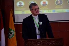Rev. Fletcher Harper, Phd ( Executive Director Green Faith, USA)