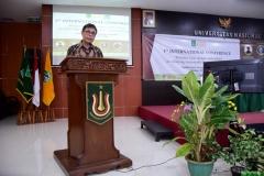 Sambutan Rizal malik selaku CEO WWF Indonesia