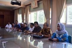 Kunjungan DPRD Tulang Bawang ke UNAS (1)
