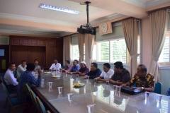 Kunjungan DPRD Tulang Bawang ke UNAS (3)