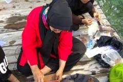 Penelitian Bioprospeksi Dosen dan Mahasiswa Fakultas Biologi di Pulau Seribu (2)