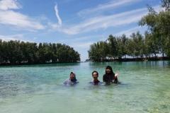 Penelitian Bioprospeksi Dosen dan Mahasiswa Fakultas Biologi di Pulau Seribu (7)