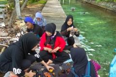 Penelitian Bioprospeksi Dosen dan Mahasiswa Fakultas Biologi di Pulau Seribu (1)