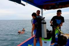 Penelitian Bioprospeksi Dosen dan Mahasiswa Fakultas Biologi di Pulau Seribu (12)