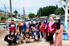 Penelitian Bioprospeksi Dosen dan Mahasiswa Fakultas Biologi di Pulau Seribu (17)