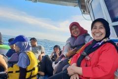 Penelitian Bioprospeksi Dosen dan Mahasiswa Fakultas Biologi di Pulau Seribu (3)