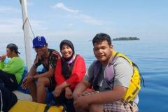 Penelitian Bioprospeksi Dosen dan Mahasiswa Fakultas Biologi di Pulau Seribu (9)
