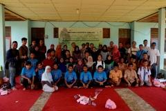 foto bersama tim peneliti unas