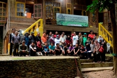 foto bersama camp Subayang
