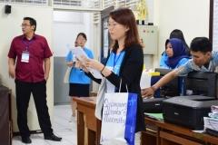 Arahan dari Sookmyung women's university