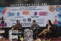 Panel Diskusi bersama OJK dan Indef