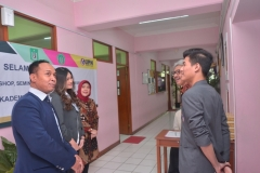 AKPARNAS dan UPH Adakan Workshop Public Speaking di UNAS (1)