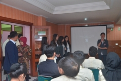AKPARNAS dan UPH Adakan Workshop Public Speaking di UNAS (2)