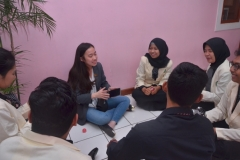 AKPARNAS dan UPH Adakan Workshop Public Speaking di UNAS (5)