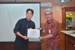 AKPARNAS dan UPH Adakan Workshop Public Speaking di UNAS (7)