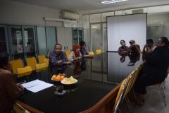wawancara alumni program studi sosiologi