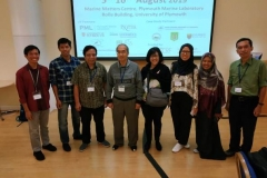 Perwakilan CSERM-UNAS  dalam acara Annual Progress Meeting GCRF Blue Communities di Plymouth Marine Laboratory, Plymouth, UK. 05 – 16 Agustus 2019.