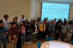 Annual Progress Meeting GCRF Blue Communities di Plymouth Marine Laboratory, Plymouth, UK pada tanggal 05 – 16 Agustus 2019.