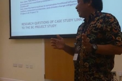 Direktur Kantor Kerjasama Internasional Dr Sugardjito
