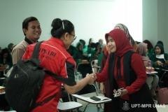Pelatihan Bantuan Hidup Dasar Mahasiswa Perawat Gelombang 2 di ruang 603 (30/1)