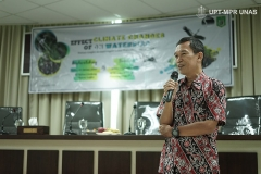 Pembina BBC Ardea Dr. Tatang Mitra Setia, M.Si.