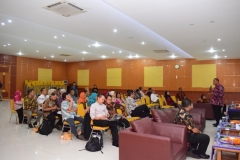 Bimbingan Teknis Penyusunan Kenaikan Jabatan Fungsional Dosen (1)