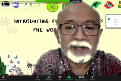 Guru Besar Universitas Nasional Prof. Dedy Darnaedi