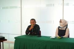 Wakil Rektor Bidang AKA Universitas Nasional, Dr. Suryono Efendi, S.E., M.B.A., M.M., pada kegiatan BPM-UNAS dalam pembahasan dan workshop Sinkronisasi Sistem Monev Pembelajaran Terkait Permendikbud No. 5 Tahun 2020 pada hari Jumat, 18 Juni 2021