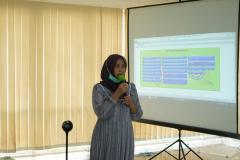oleh Kepala Bidang Implementasi SPMI dan SPME, Ir. Endah Tri Esti Handayani, M.M.S.I., pada kegiatan BPM-UNAS dalam pembahasan dan workshop Sinkronisasi Sistem Monev Pembelajaran Terkait Permendikbud No. 5 Tahun 2020 pada hari Jumat, 18 Juni 2021