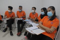 Para peserta yang hadir mengikuti kegiatan BTCLS