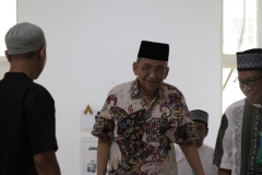 Penasihat Manajemen UNAS (Prof. Dr.Drs. Umar Basalim, DES)
