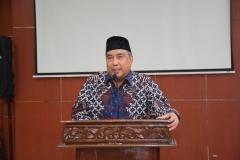 Pimpinan Yayasan Memajukan Ilmu & Kebudayaan ( Dr. Ramlan Siregar, M.Si. )