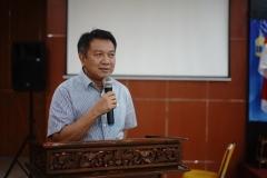 Kepala Biro Administrasi Umum Drs. Ian Zulfikar, M.Si