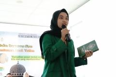 Mahasiswa FIKES UNAS Meilisa Furwaningsih