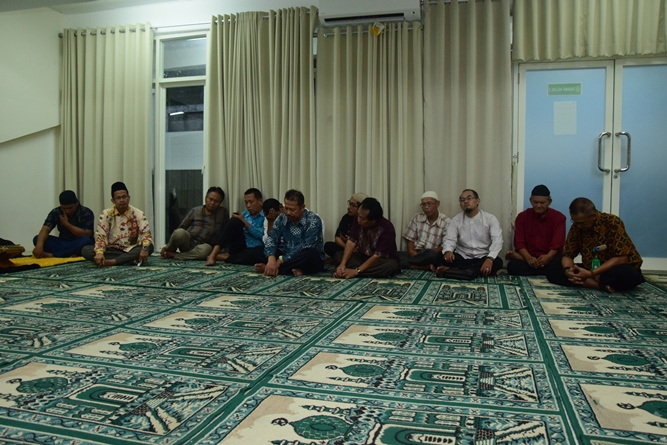 Didalam masjid 3