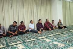 Didalam masjid