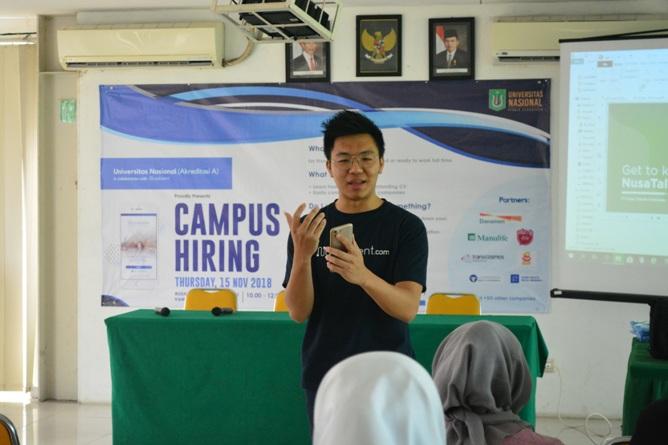 Campus Hiring di UNAS (13)