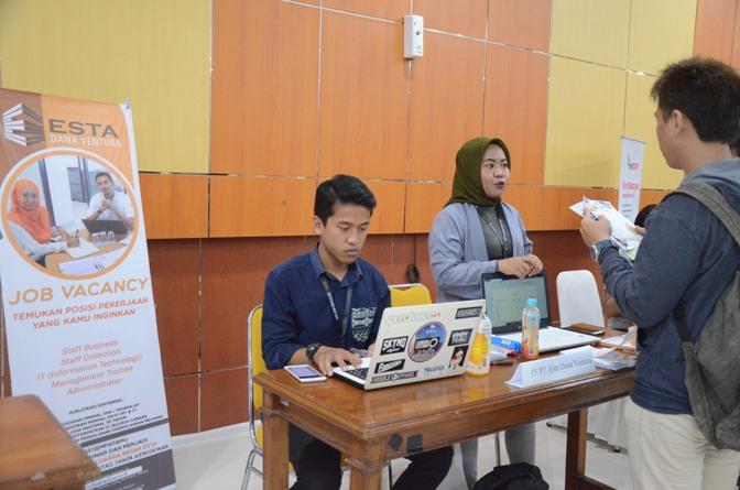 Job Fair UNAS ikuti 20 tenant perusahaan