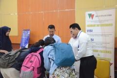 Job Fair UNAS hadiri 200 pengunjung