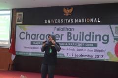 Instruktur Character Building
