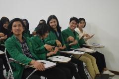 Keceriaan Diruang kelas