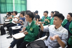 Keceriaan Diruang kelas3