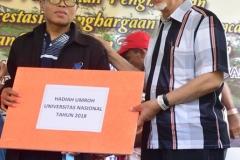 Halal bi halal Universitas Nasional (3)