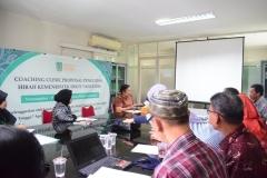 Coaching Clinic Proposal Penelitian Hibah Kemenristek Dikti Tahun 2018  (10)