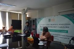 Coaching Clinic Proposal Penelitian Hibah Kemenristek Dikti Tahun 2018  (5)