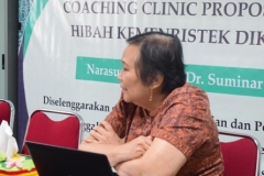Coaching Clinic Proposal Penelitian Hibah Kemenristek Dikti Tahun2018  (9)