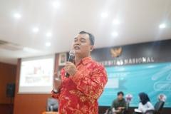 Komisioner KPID Jakarta TH. Bambang Pamungkas S.Sos., M.Ikom