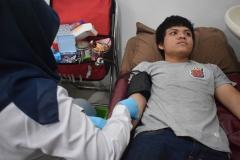 Dies Natalis UNAS ke 69, PPU Kembali Gelar Donor Darah (7)